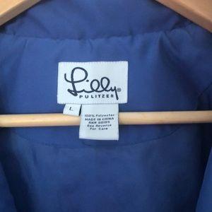 Lili Pulitzer jacket size L